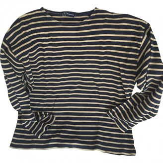 Armor Lux Armor-lux Navy Cotton Top for Women