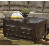 Three Posts Edmondson Coffee Table with Lift Top