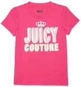 Juicy Couture Logo Short Sleeve Tee