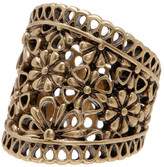 Lucky Brand Lace Openwork Ring - Size 7