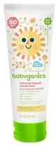 BabyGanics 8 floz Sunscreen Broad Spectrum Protection