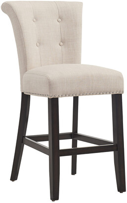 Worldwide Homefurnishings Set Of 2 Worldwide Home Furnishings Selma 26In Counter Stool