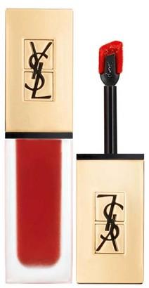 Yves Saint Laurent Tatouage Couture Liquid Matte Lip Stain 09 Grenat