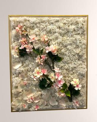 """Luludi Living Art """"Petals"""" Live Wall Art"""