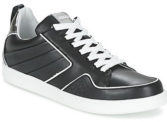 Kenzo K-FLY women's Shoes (Trainers) in Black