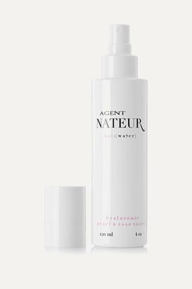 AGENT NATEUR Holi(water) Hyaluronic Pearl And Rose Toner, 120ml