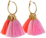Mignonne Gavigan Triple Lily Tassel Earrings