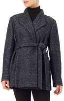 Precis Petite Riley Wool-Blend Coat