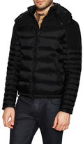 Burberry Hooded Quilted Puffer Jacket