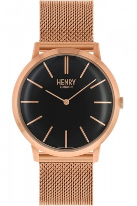 Mens Henry London Iconic Watch HL40-M-0254