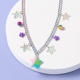 Girls' Star Dangle Necklace - More Than MagicTM