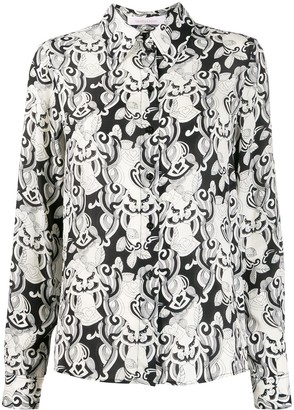 See by Chloe All-Over Print Shirt