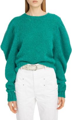 Isabel Marant Oversize Mohair Blend Sweater