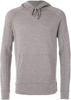 Helmut Lang classic hoodie - men - Wool - XL