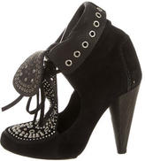 Isabel Marant Mossa Studded Ankle Boots