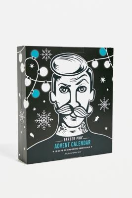 Barber Pro 12 Days Of Grooming Advent Calendar - Assorted ALL at Urban Outfitters