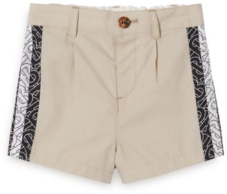 Burberry Kids Monogram Stripe Shorts (6-24 Months)