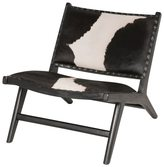Joseph Allen Harley Low Rider Cowhide Lounge Chair (Indonesia)