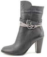 Two Lips Womens Slumber Leather Closed Toe Mid-calf Fashion Boots.