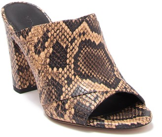 Vince Heath Cross Strap Sandal