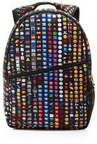 Terez Girls' Emoji Neoprene Backpack