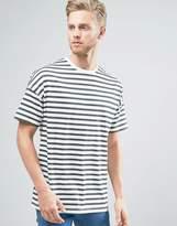Asos Oversized Stripe T-Shirt