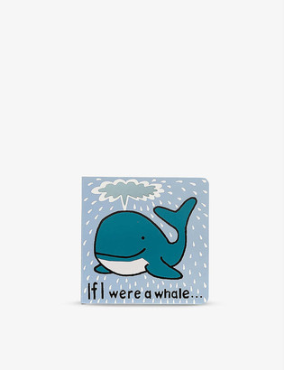 Jellycat If I Were A Whale book