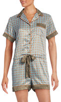 Clover Canyon Spot and Clover Pajama Romper