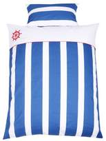 Camilla And Marc My Julius 8420110503 Bedding Set with Appliqué Starboard 100 x 135/40 x 60 cm