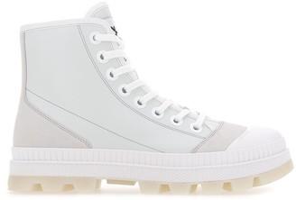 Jimmy Choo Nord High Top Sneakers