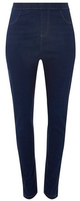 Dorothy Perkins Womens **Dp Curve Indigo 'Eden' Authentic Jeggings