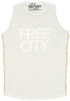 Freecity Str8up LNL Golden Pins Sleeveless Tee