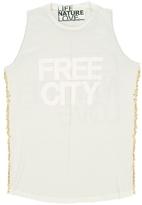 Freecity Str8up LNL Golden Pins Sleeveless Tee