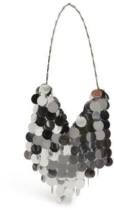 Paco Rabanne Sparkle Heart Shoulder Bag