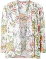 Dorothy Perkins Petite Ivory Floral Cover Up