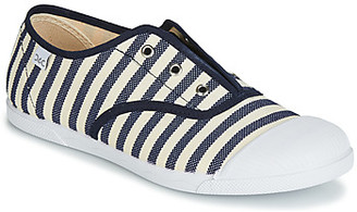 Citrouille et Compagnie JINIPOME girls's Shoes (Trainers) in Blue