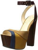 Jessica Simpson Women's Dimaya Platform Dress Sandal