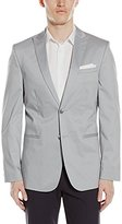 Calvin Klein Men's Slim Cotton Tech Sportcoat