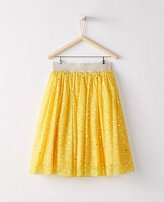 Girls Tea Length Tulle Skirt