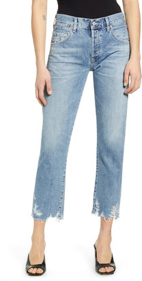 Citizens of Humanity Emerson Ankle Slim Boyfriend Jeans