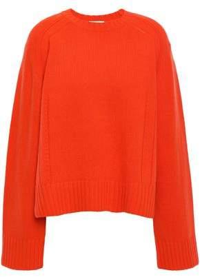 By Malene Birger Melange Wool-blend Sweater