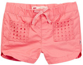 Levi's Levi&s Dolphin Shorty Short (Little Girls)
