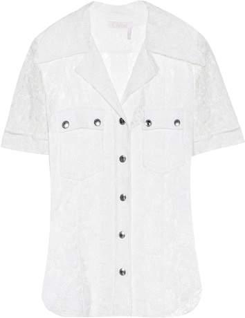 Chloé Lace shirt