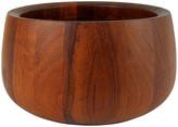 One Kings Lane Vintage Dansk Quistgaard Teak Salad Bowl - Acquisitions Gallerie - brown