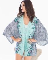 Soma Intimates Kimono Pajama Wrap