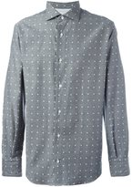 Eleventy dotted shirt