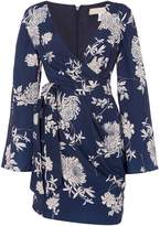 Keepsake Long sleeve mini dress
