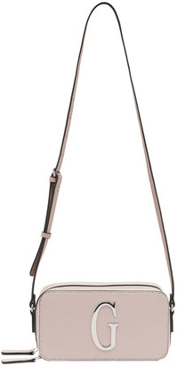 GUESS SF765814BSM Jarah Zip Top Crossbody Bag