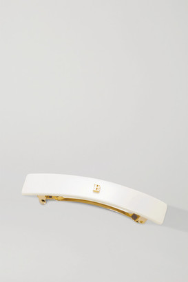 Balmain Paris Hair Couture Medium Acetate Hair Clip