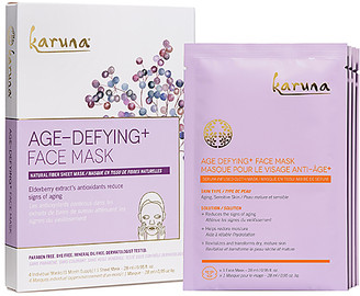 Karuna Age Defying+ Mask 4 Pack.